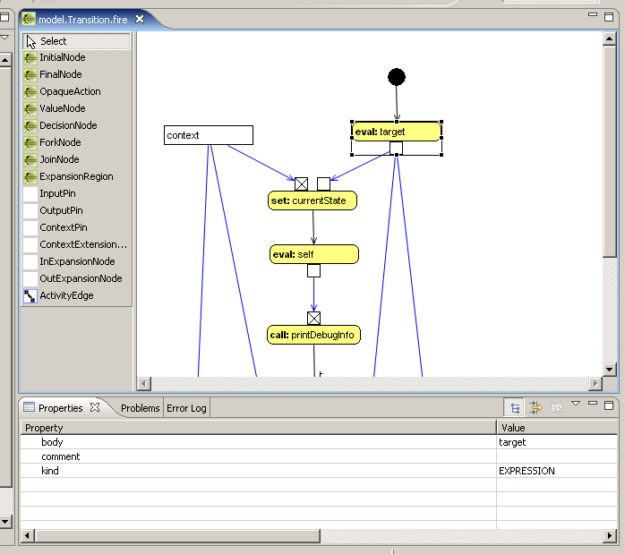 Developing languages with hub meta modelling tools mase lets us model the behaviour of one operation in an activity diagram so for every activity there will be one opened editor instance ccuart Gallery